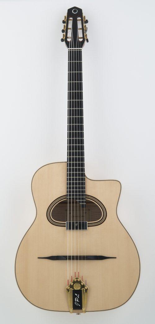 Guitare Grande Bouche